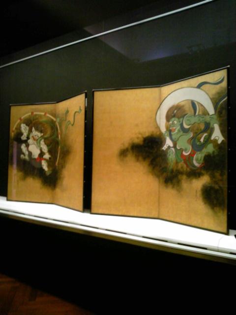 東京国立博物館『キトラ古墳壁画』と『栄西と建仁寺』展